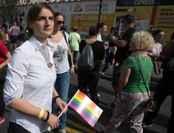 Belgrád Pride 2017