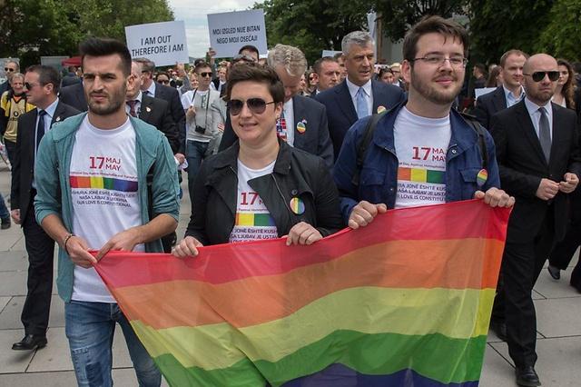 Pride  Koszovóban
