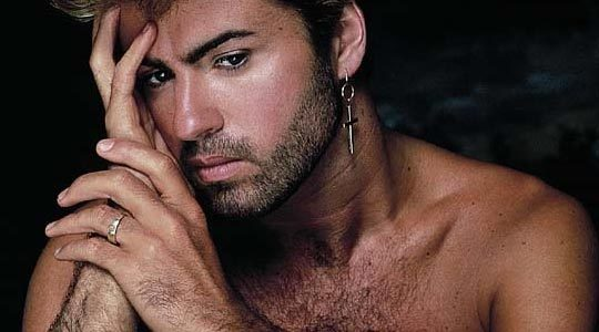 Remarkable George Michael Facial Hair And Beard Styles Famous Men39S Beards Short Hairstyles Gunalazisus