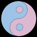 yin és yang szimbólum