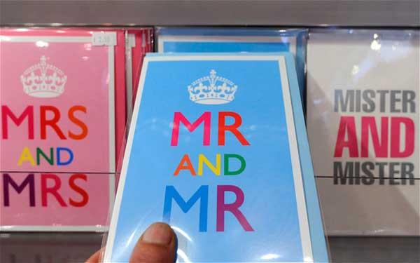 azonos nemű házasság