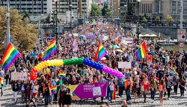 Prága pride 2014